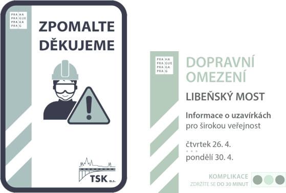 Pražské dopravní uzavírky