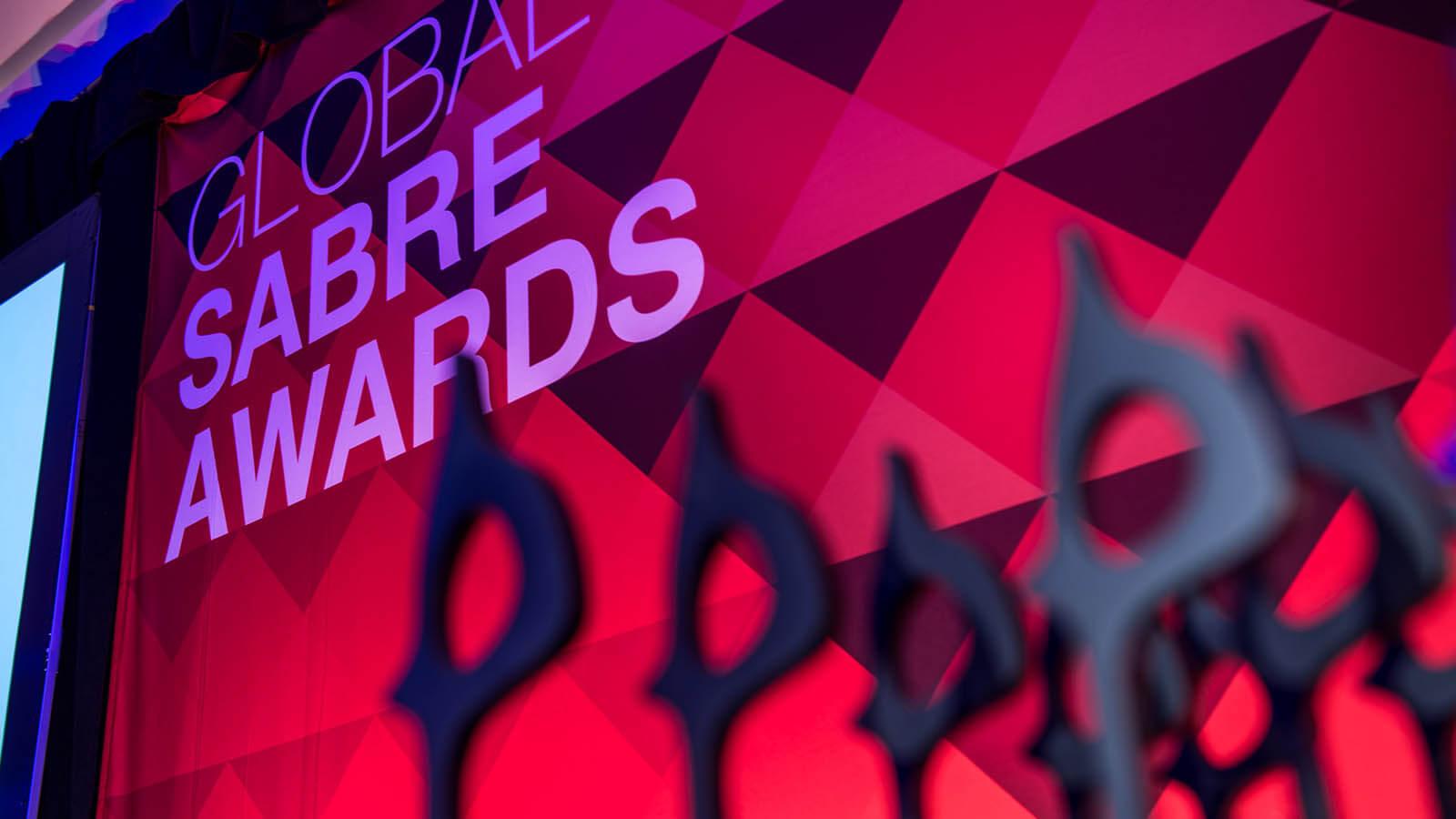 Máme SABRE Awards v Public Affairs